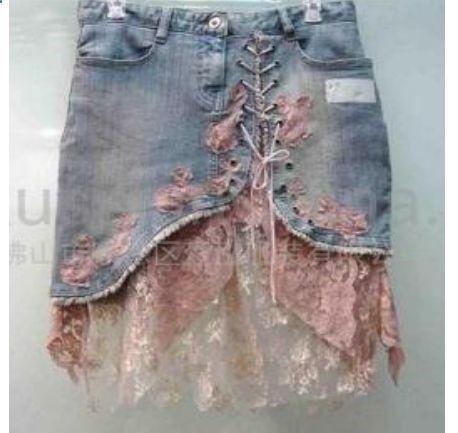 Come riciclare i pantaloni
