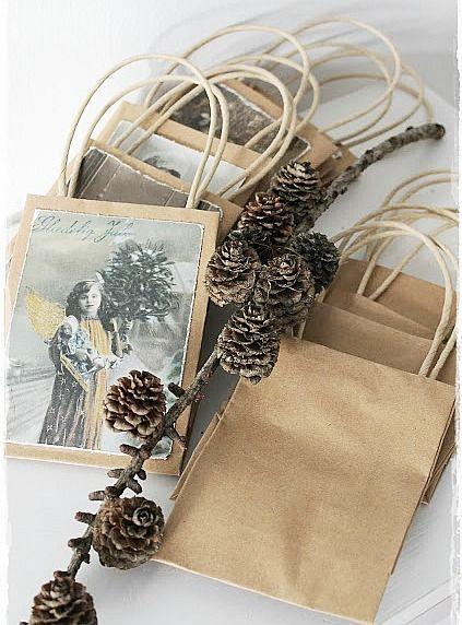 Come riciclare le carte dei pacchi regalo del tuo compleanno