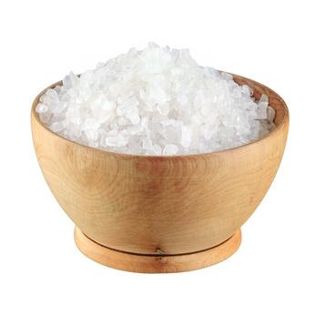 Come riciclare il sale rovesciato per terra