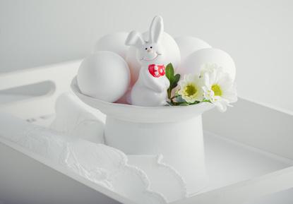 Riciclare i contenitori delle uova di Pasqua