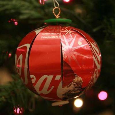 Come riciclare le lattine della CocaCola