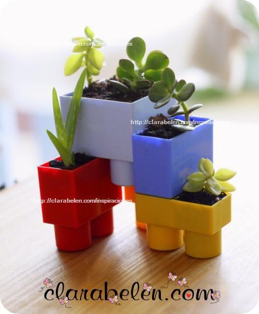 Come riciclare i mattoncini dei Lego