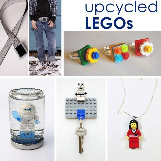 Come riciclare i mattonicini dei Lego