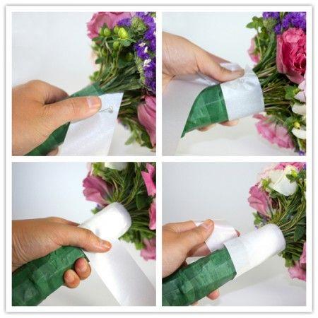 Bouquet fai da te Foto tutorial