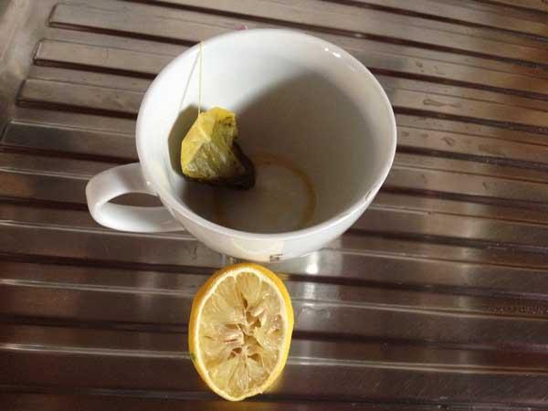 Come riciclare le bustine del thè usate