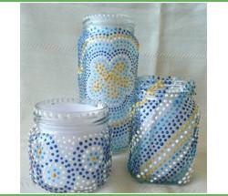 Come riciclare i vasetti di vetro delle conserve
