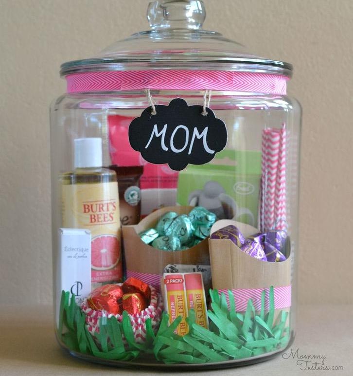 Idea regalo per la festa della mamma facile ed economica