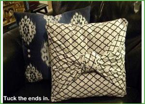 Come foderare un cuscino in modo facile